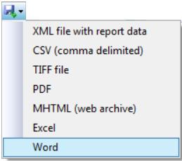 Comparative analysis of report generators SQL Server Reporting