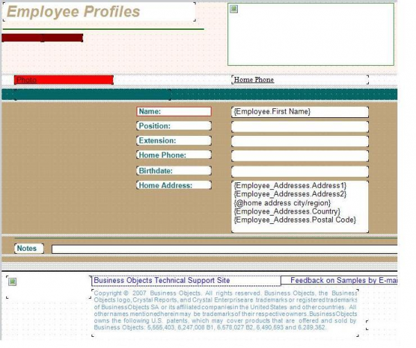 Crystal Reports import in FastReport  NET - Fast Reports Inc