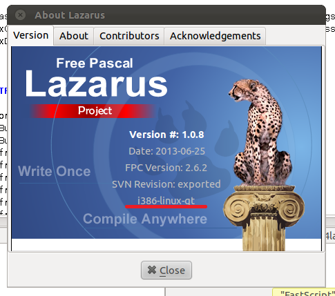 Lazarus about